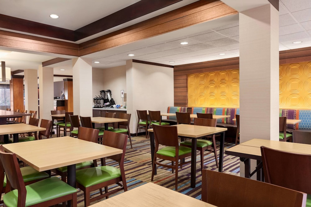 Breakfast Area, Fairfield Inn and Suites by Marriott Las Vegas South