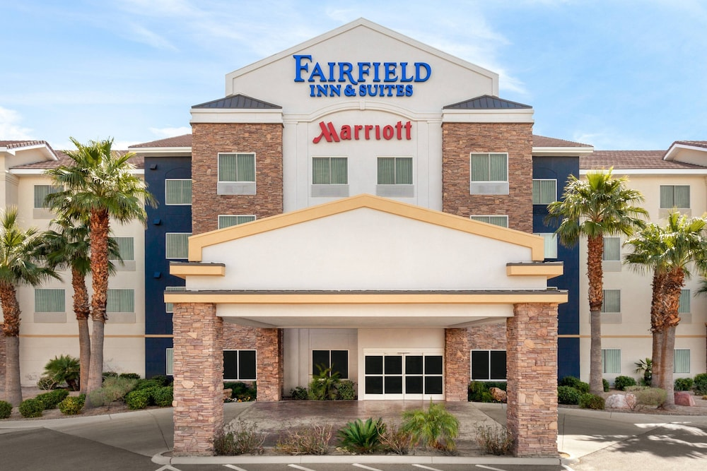Exterior, Fairfield Inn and Suites by Marriott Las Vegas South