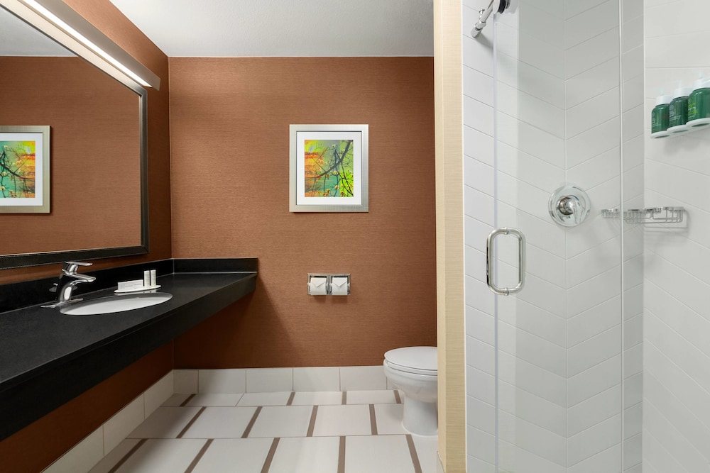 Bathroom, Fairfield Inn and Suites by Marriott Las Vegas South