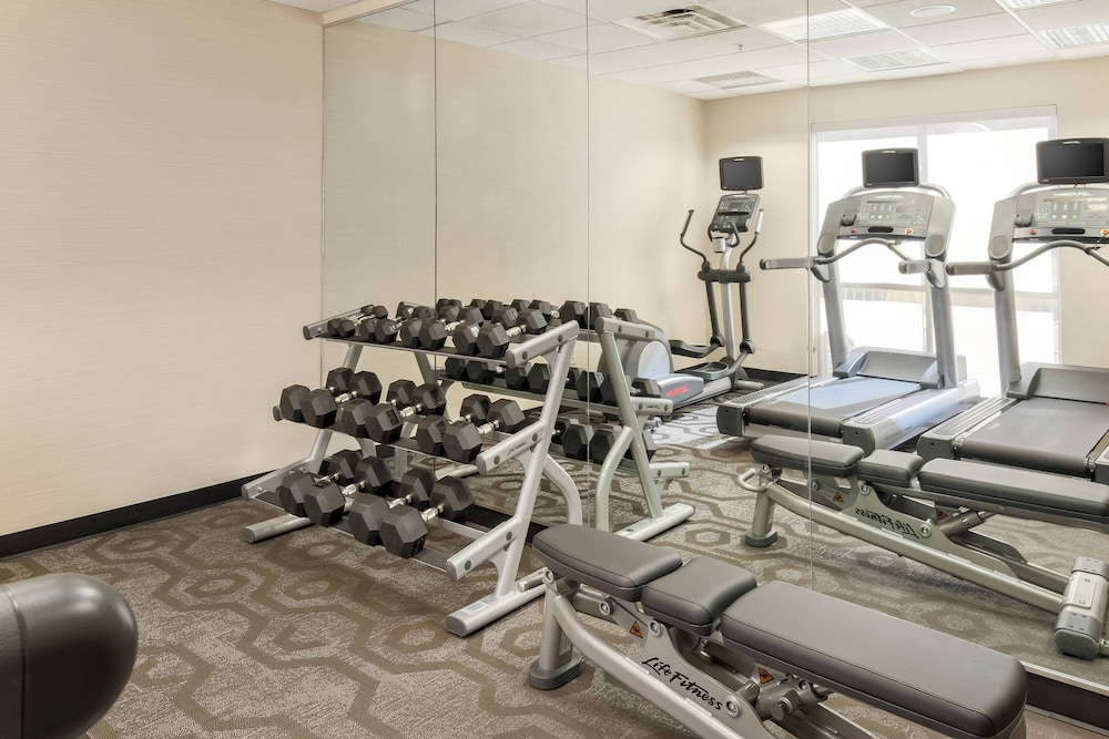Fitness Facility, Fairfield Inn and Suites by Marriott Las Vegas South