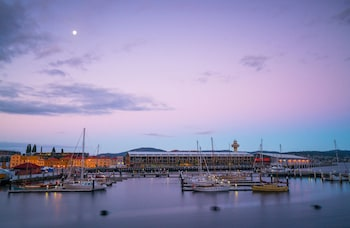 Somerset on the Pier Hobart Tasmania Australia