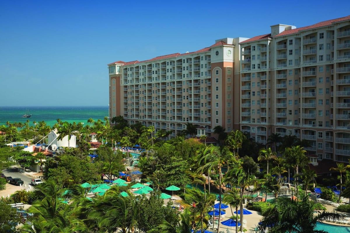 Marriott's Aruba Surf Club - Palm Beach, Aruba