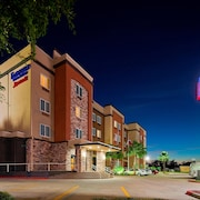 Fairfield Inn & Suites by Marriott Houston Hobby Airport.
