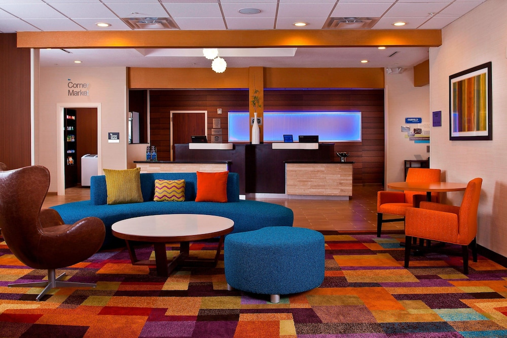 Featured Image, Fairfield Inn & Suites by Marriott Houston Hobby Airport.