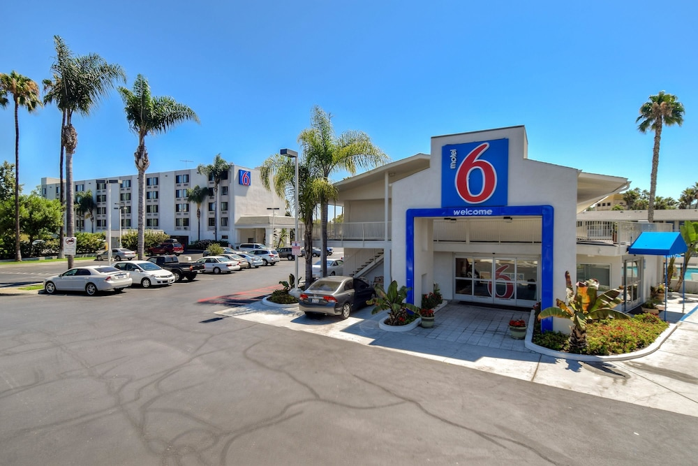 Exterior, Motel 6 San Diego, CA - Hotel Circle - Mission Valley