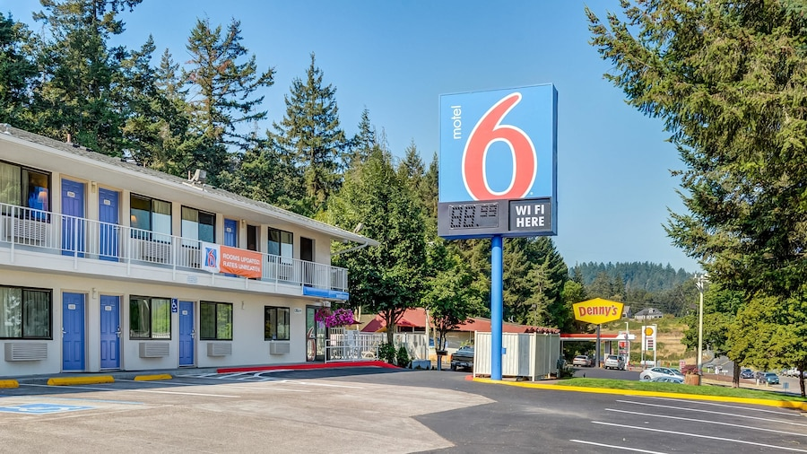 Motel 6 Eugene, OR - South Springfield