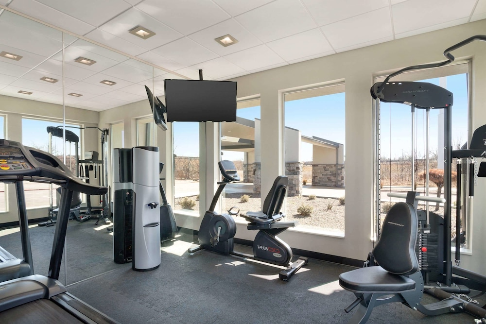 Fitness Facility, Baymont by Wyndham Shawnee
