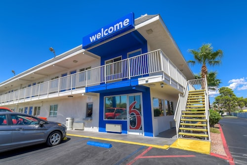 Check Expedia for Availability of Motel 6 Las Vegas - Boulder Highway