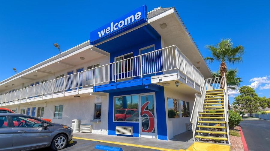 Motel 6 Las Vegas, NV - Boulder Hwy