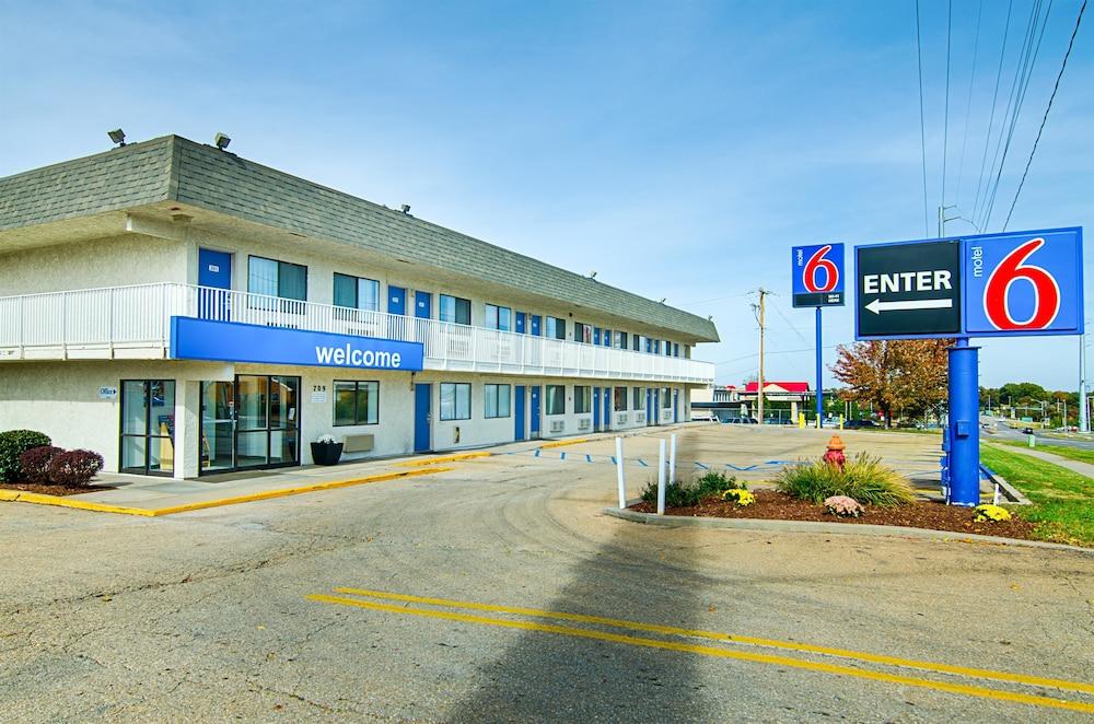 Motel  Topeka Northwest