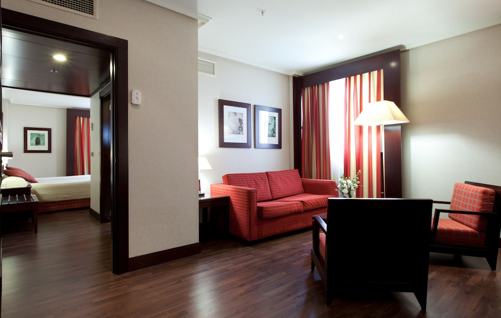 Room, Hotel Sevilla Center