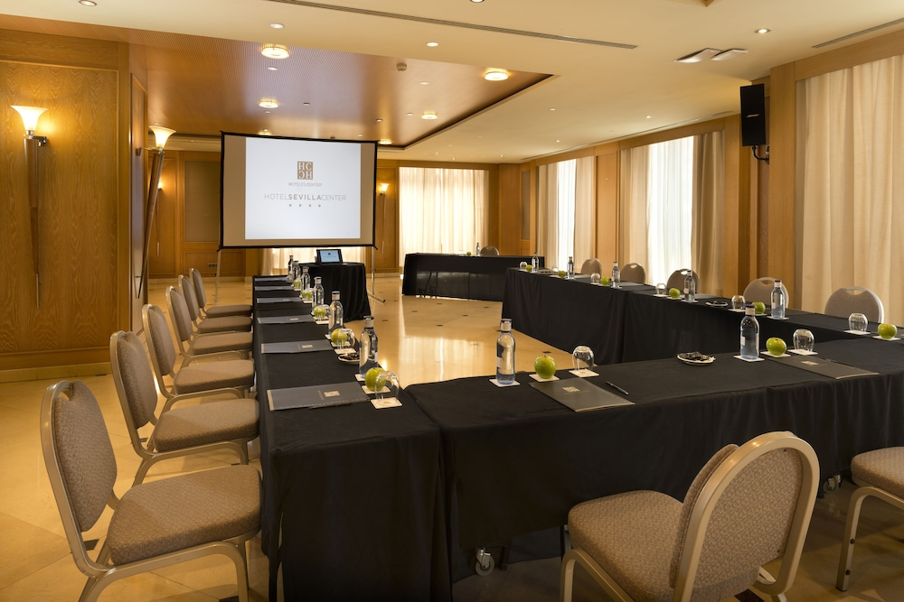 Meeting Facility, Hotel Sevilla Center