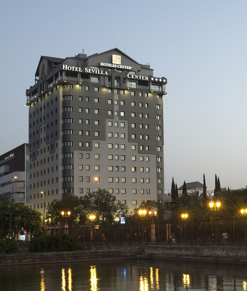 Exterior, Hotel Sevilla Center