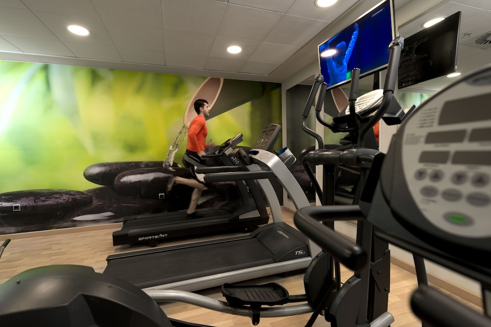 Gym, Hotel Sevilla Center