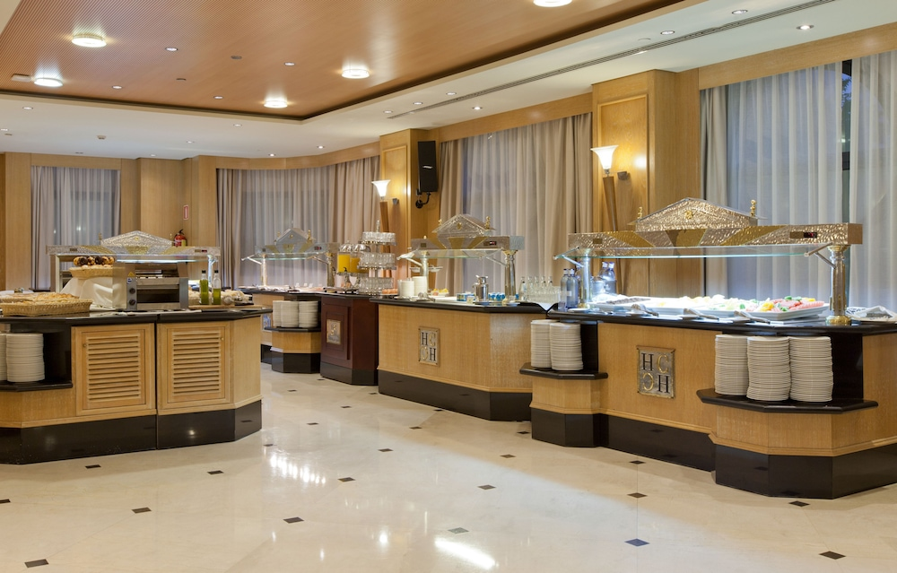 Buffet, Hotel Sevilla Center