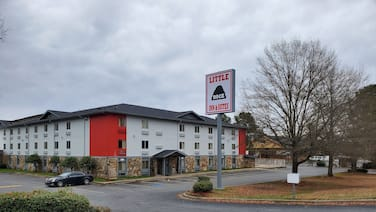 Little Rock Inn & Suites