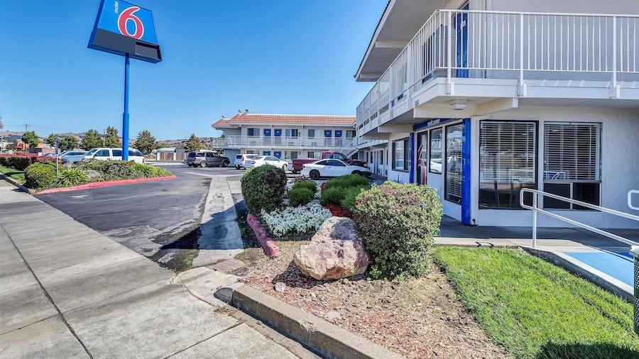 Motel 6 Vallejo, CA - Six Flags West