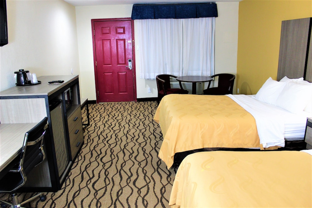 Room, Quality Inn Fort Stockton