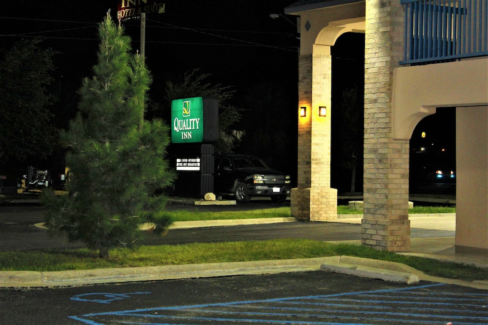 Exterior, Quality Inn Fort Stockton