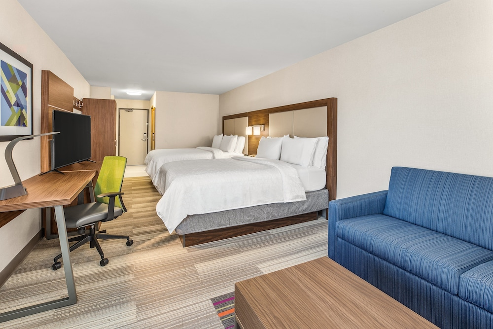 Room, Holiday Inn Express & Suites Tacoma