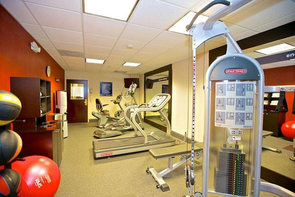 Fitness Facility, Hampton Inn Atlanta/Douglasville