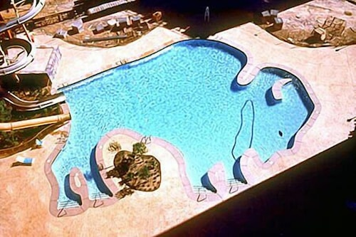 Outdoor Pool, Buffalo Bill's Resort & Casino