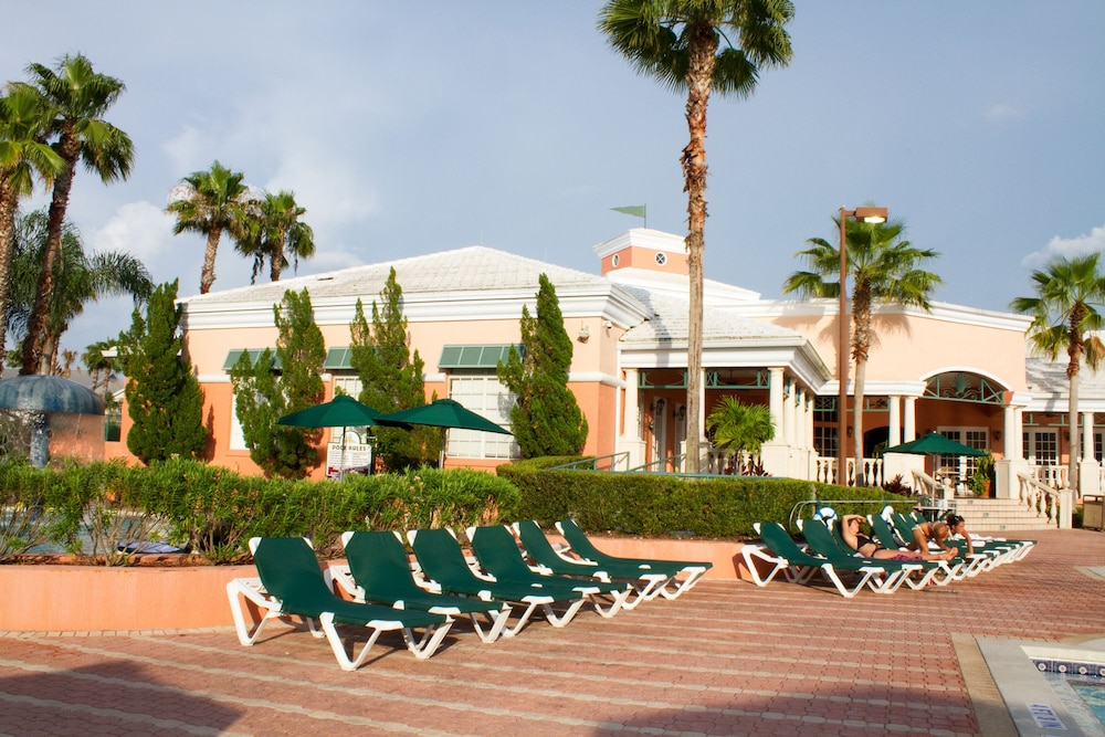 Sundeck, Summer Bay Orlando by Exploria Resorts