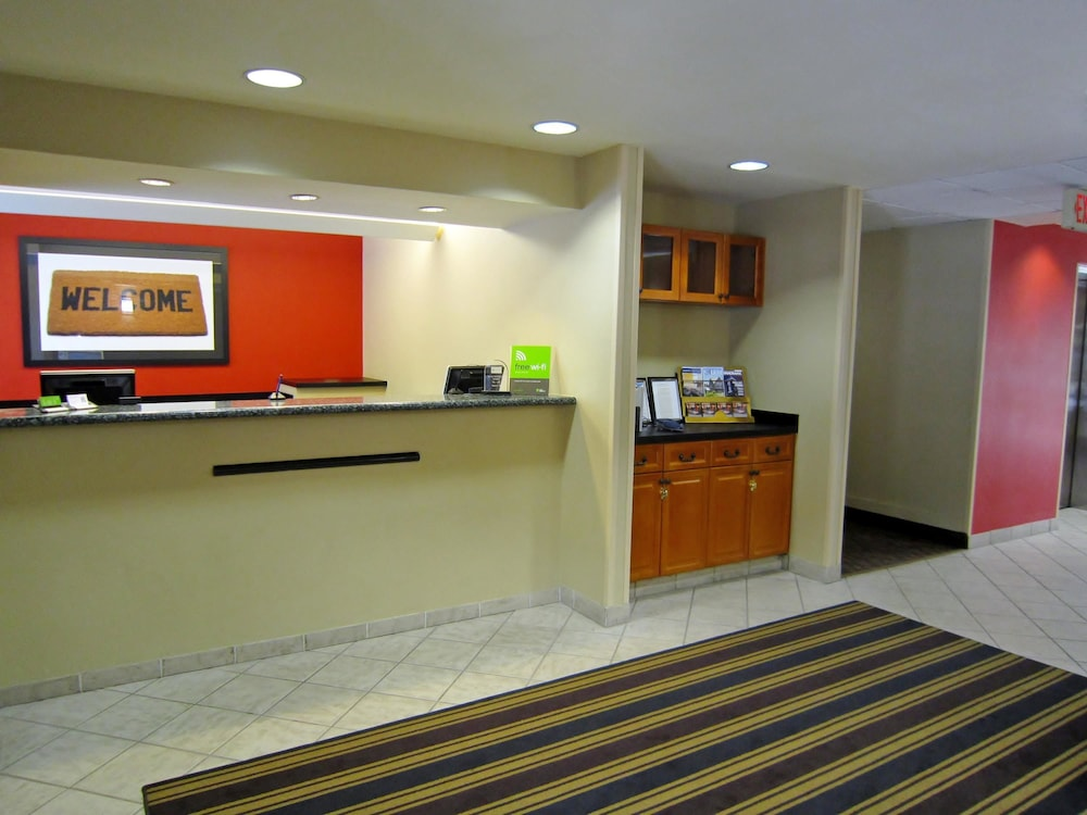 Lobby, Extended Stay America - Boston - Woburn