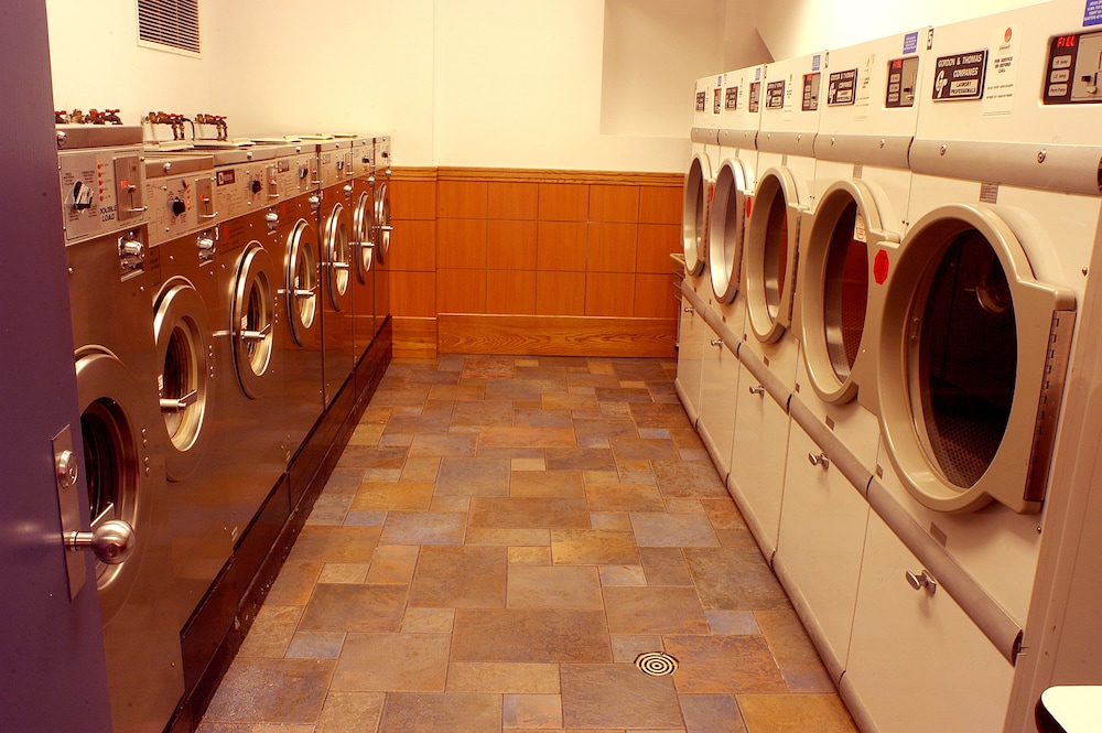 Laundry Room, The Belvedere Hotel