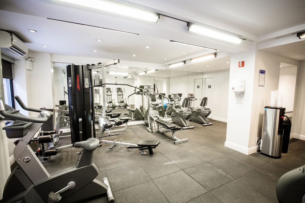 Fitness Facility, The Belvedere Hotel