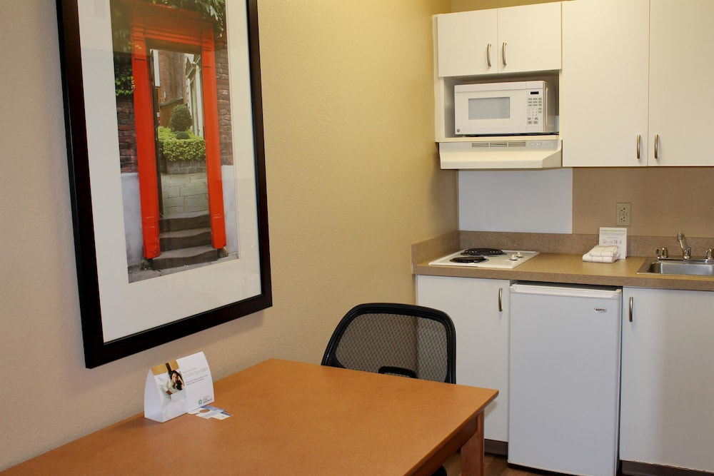 Private Kitchen, Extended Stay America Houston - The Woodlands