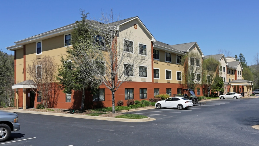 Extended Stay America Suites Asheville Tunnel Rd