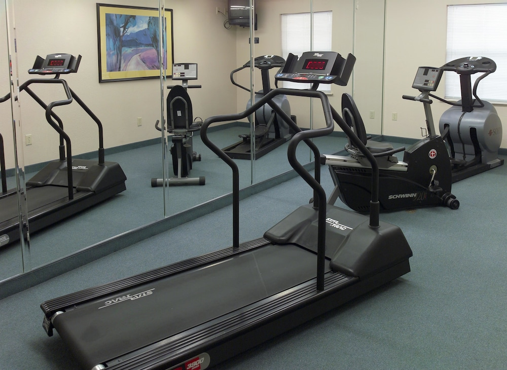 Fitness Facility, Extended Stay America - Wichita - East