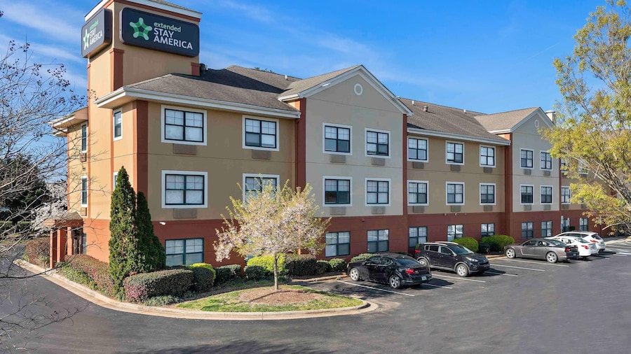 Extended Stay America Suites Charlotte University Place