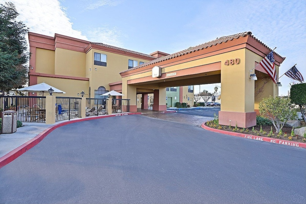 Exterior, Best Western Plus Fresno Inn