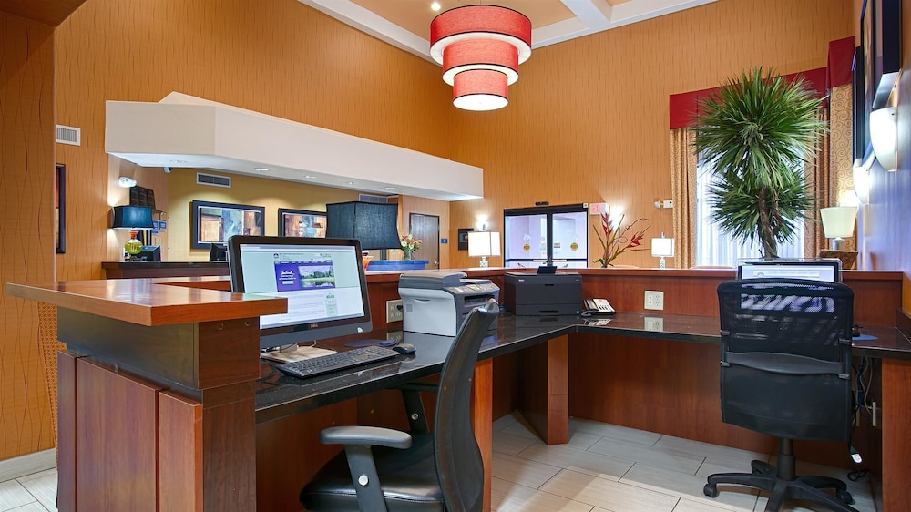 Business Center, Best Western Plus Fresno Inn