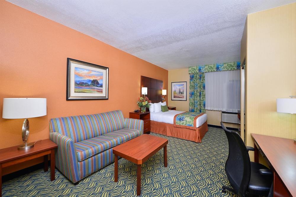 Room, Best Western Plus Fresno Inn