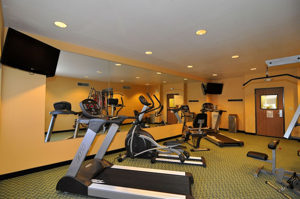 Gym, Best Western Plus Fresno Inn