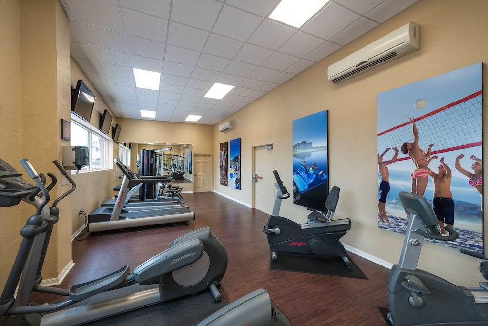 Fitness Facility, Westgate Palace a Two Bedroom Condo Resort