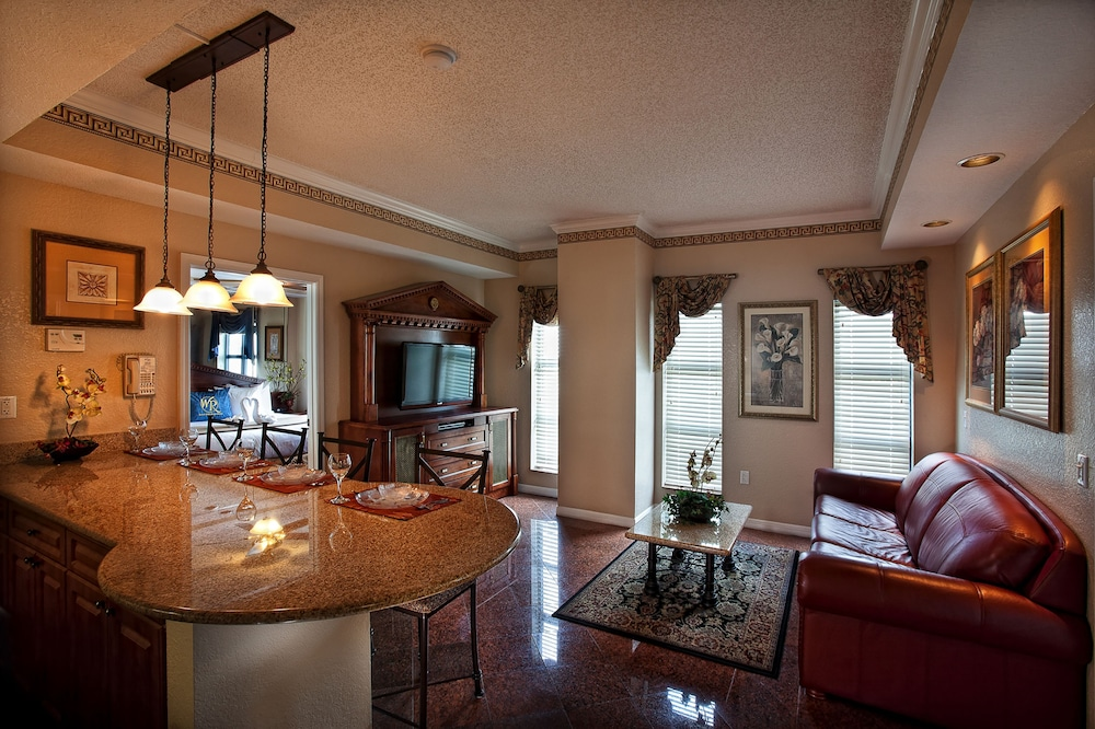 Westgate Palace A Two Bedroom Condo Resort In Orlando Hotel Rates Reviews On Orbitz