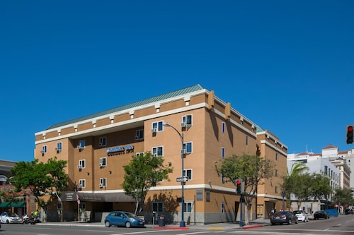 Check Expedia for Availability of Comfort Inn Gaslamp Convention Center