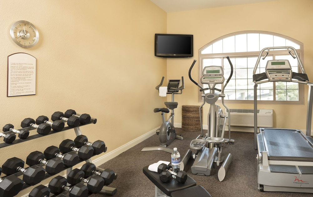 Fitness Facility, Ayres Suites Diamond Bar