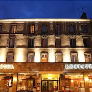Hotel The Originals Aurillac Grand Hôtel Saint-Pierre