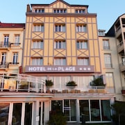 The Originals Boutique, Hôtel de la Plage, Dieppe (Inter-Hotel)