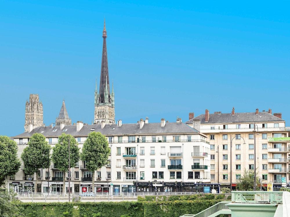 ibis styles rouen centre cathedrale deals reviews rouen france wotif. Black Bedroom Furniture Sets. Home Design Ideas