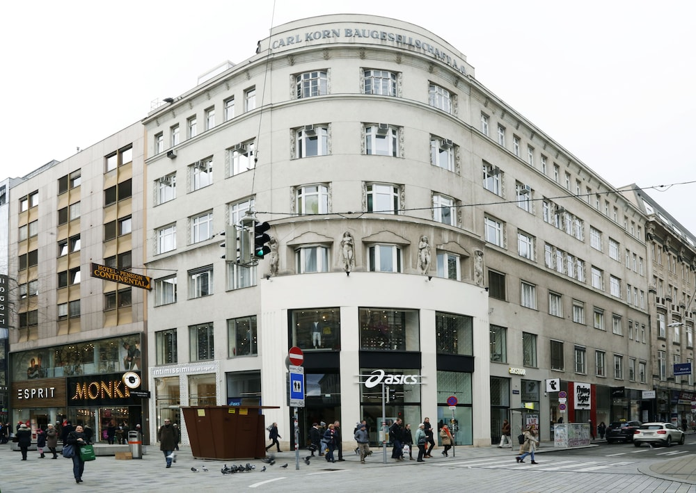 Continental Hotel Pension In Vienna Hotel Rates Reviews On Orbitz