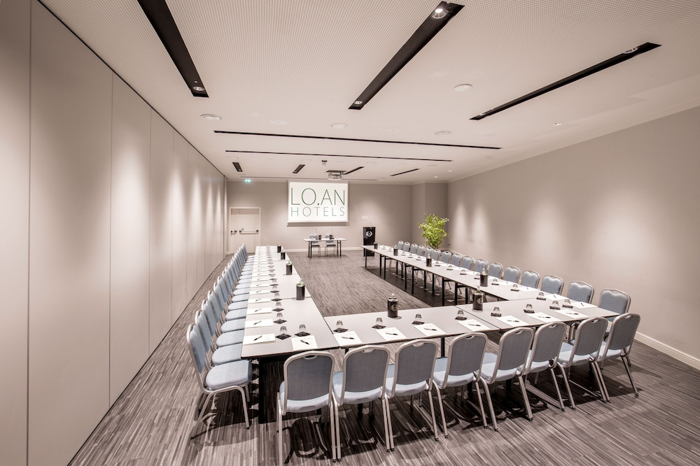 Meeting Facility, Hotel Cristoforo Colombo