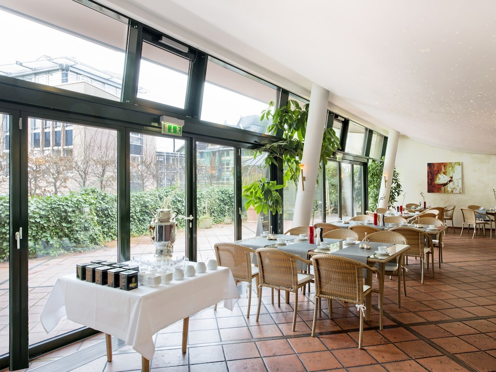 Terrace/Patio, DORMERO Hotel Halle