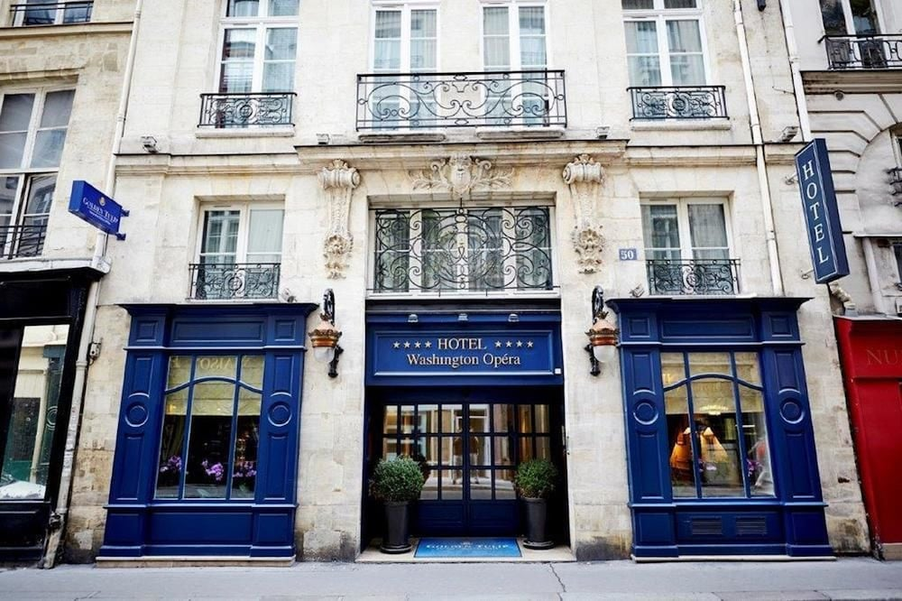 Golden Tulip Hotel Washington Opera In Paris Hotel Rates