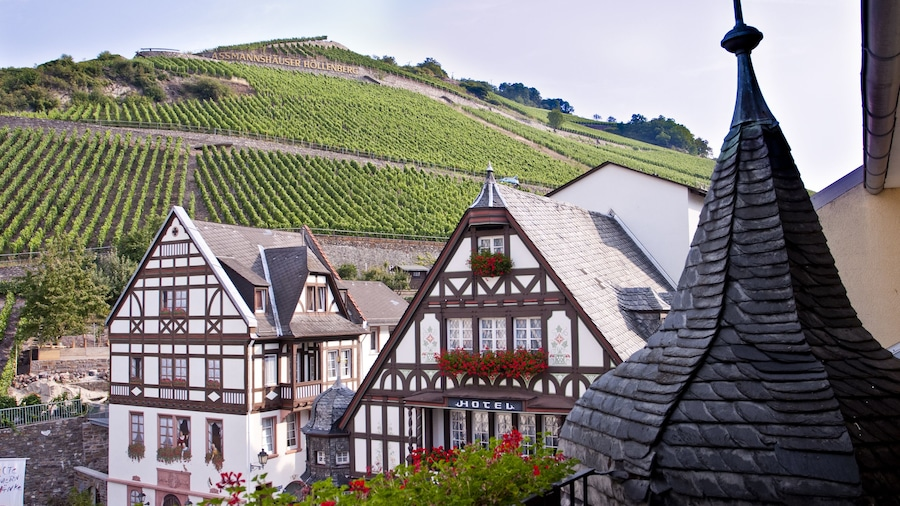 AKZENT Hotel Berg´s Alte Bauernschänke